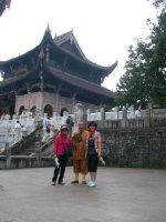 죽마지우들과 6박7일 중국여행기(제4편. 구화산편)