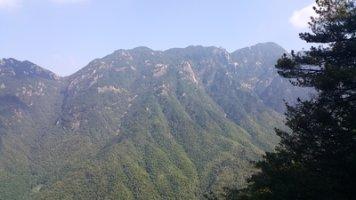 중국여행-구화산