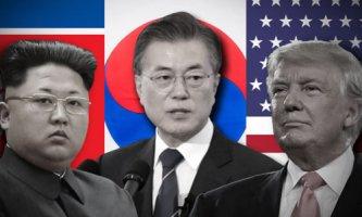 문재인·김정은·트럼프, 운명의 칼자루 누가 쥐었나 [특파원+]