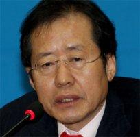홍준표 여기자에 폭언