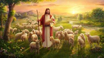 홍선이는 예수님을 믿는 사람입니다.