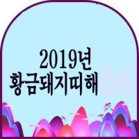 2019년 무슨해 무슨년 무슨띠, 기해년 새해 인사말 모음 황금돼지띠 신년운세무료