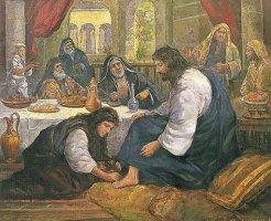 (마태복음 26:1~16) 마리아의 거룩한 낭비