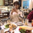 KBS 일일드라마 '내일도 맑음' 설인아, 음식 앞에서 진지한 모습…'사랑스러워'