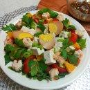 다이어트에 좋은 샐러드와 오리엔탈 드레싱 레시피