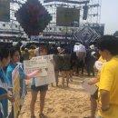 2017년 7월 21일 보령머드축제, 보령머드축제 방문외국인 환대캠페인 및 케이스...