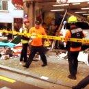 서울 구의동 아차산역 근처에서 상가 마트로 차량 돌진 사고 2명 사망 7명 부상