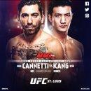 [SPOTV NOW 서포터즈 1기] 최두호, 강경호 출전! UFC Fight Night 124, SPOTV NOW...