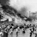 숭인동 판자촌 화재,1969년