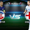 [D-DAY,29] 잉글랜드 : 크로아티아, 그 경기결과는? (하이라이트)