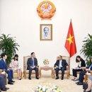 베트남 총리, 삼성에게 베트남에서 세계 최대의 전략적 허브가 되도록 요청