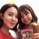 """박지윤 아나, 붕어빵 딸과 인증샷 """"우리 그렇게 닮았나요?"""""""