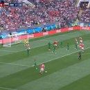 월드컵 개막식 러시아 사우디 하이라이트 움짤 모음