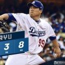 MLB LA다저스 류현진 오늘 성적 및 올 시즌 성적.jpg