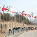 크로스컨트리 50km 설원의 마라톤 김마그너스•김은호 선수 '잘했어요' 평창동계올림픽
