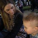 삼성 라이온즈 팬들의 사랑을 듬뿍 받는 라팍의 소중한 아기 천사.jpgif