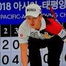 한국남자컬링 중국에 패하며 3~4위전으로(아시아태평양 컬링선수권대)