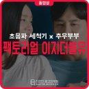 초음파 세척기 이지더블유 x 추자현&우효광 광고