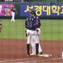 (18.06.30) 한화 vs 롯데 강경학 태그업 손아섭 정리