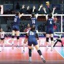 한국 중국 여자배구 국가대항전 발리볼 네이션스리그 실시간 중계