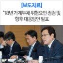 최종구 금융위원장, 가계부채관리간담회 개최