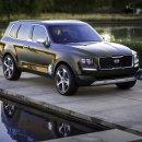 기아의 대형 SUV 텔루라이드, 컨셉카와 얼마나 다를까? (+새 예상도)
