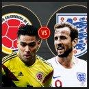 콜롬비아 vs 잉글랜드 / 스웨덴 vs 스위스 [해외에서 월드컵 16강전 중계는 판다...
