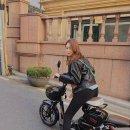 [시승기] 스쿠터 빼닮은 전기자전거, 혼다 M6