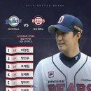 [야구] 아쉬운 허준혁의 복귀전