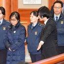 국정농단 핵심인 최순실, 구속에서 선고까지 450일