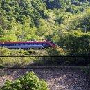 중앙선 금교-치악 구간을 달리는 열차들 (2015.05.23)