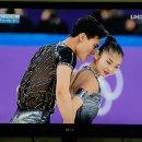 평창올림픽 피겨 페어 쇼트 렴대옥 김주식 북한 선수들 잘하네요.