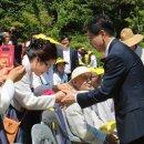 김경수 후보 봉하마을에서 열일하다