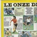 1983년, 옹즈 몽디알의 독자들이 뽑은 유럽 축구 베스트 11