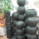 해나루 한지쌀독 수공예, 당진 최민경수공예입니다