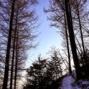 [백덕산] 평창 백덕산, 문재터널에서부터