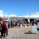 키르기스스탄 사리모굴의 장날