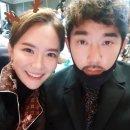 이용규♥유하나, 아들 유치원 행사 참석…비주얼 가족