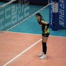 미녀 여자배구 선수 - 이다영 선수