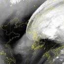 일본 태풍?