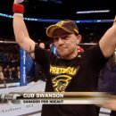 [UFC 페더급 문지기] 컵 스완슨이란 장벽