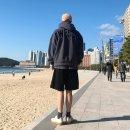 [패션] 남자 후드<b>티</b> 코디 : 힙스터프 부클 <b>어썸</b> 오버핏 후드<b>티</b> 이쁘네요!
