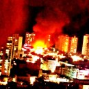 양산 화재 사고 삼원판지 골판지 제조공장 양산시 덕계동 불