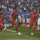 2018 러시아 월드컵 4강전 잉글랜드 vs 크로아티아 - 삼사자 군단 이대로 결승으로?