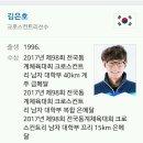 김은호 선수 응원하는 북한코치님들