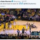 4/17 NBA 골든스테이트 워리어스 vs 샌안토니오 스퍼스 플레이오프 2차전