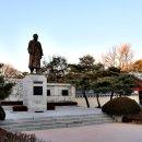 종묘공원 월남이상재선생 상 - 서울중구여행
