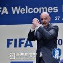 FIFA 인판티노 회장도 부패 의혹?