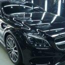 D.L ) BENZ CLS400 신차 유리막코팅 시공 [ 인천유리막코팅 / 인천자동차광택