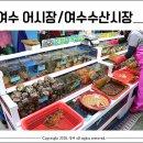 여수여행 - 중앙선어시장 / 여수수산시장